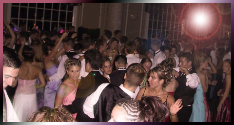 Orange county prom party entertainment mobile DJ