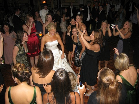 San Diego Wedding Inexpensive Mobile Disc Jockey